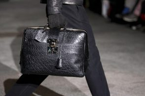 Fashion Week Handbags: Louis Vuitton Men's Accessories Fall 2011
