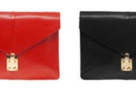 Get bang for your buck with ASOS's oversized leather clutches