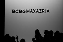 Mercedes-Benz Fashion Week New York: BCBG Max Azria Fall 2011