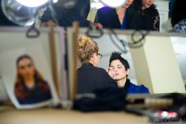 Gallery: Behind The Scenes at Oscar de la Renta