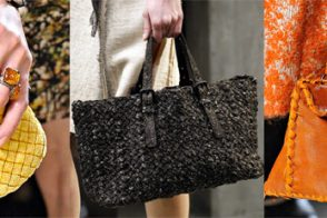Fashion Week Handbags: Bottega Veneta Fall 2011