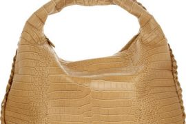 Bag Deal: Bottega Veneta Large Veneta Crocodile Bag