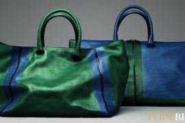 Man Bag Monday: Bottega Veneta Vintage Calf Flag Tote