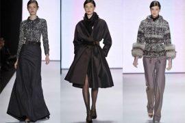 Mercedes-Benz Fashion Week New York: Carolina Herrera Fall 2011