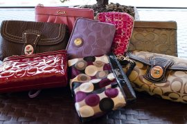 GIVEAWAY: 8 Coach Wristlets on Twitter