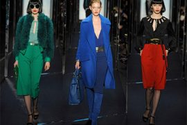 Mercedes-Benz Fashion Week New York: Diane von Furstenberg Fall 2011