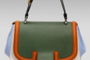 Want it Wednesday: Fendi Silvana Flap Top Bag