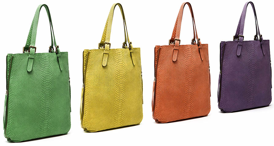 Gerard Darel Shopping Bags for Spring - PurseBlog