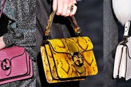 Fashion Week Handbags: Gucci Fall 2011