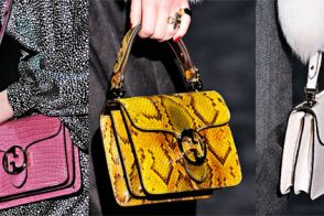 Fashion Week Handbags: Gucci Fall 2011