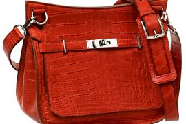 Want it Wednesday: Hermes Crocodile Jypsiere