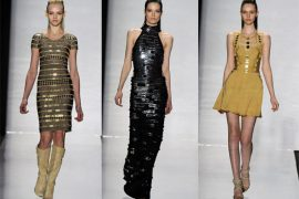Mercedes-Benz Fashion Week New York: Herve Leger Fall 2011