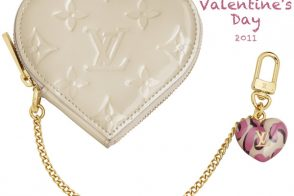 Celebrate Valentine's Day with a Louis Vuitton Heart Pouch