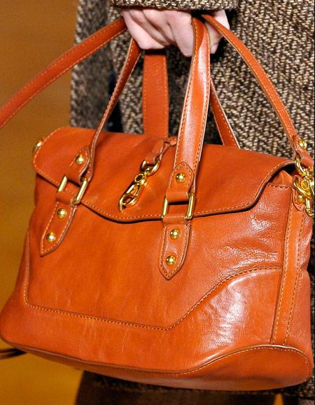 Fashion Week Handbags: Marc by Marc Jacobs Fall 2011 ...