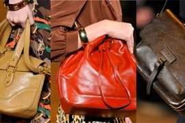 Fashion Week Handbags: Marc by Marc Jacobs Fall 2011