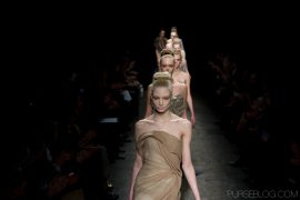 Mercedes-Benz Fashion Week New York: Donna Karan F/W 2011