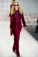 Mercedes-Benz Fashion Week NY - Tory Burch FW 2011-12
