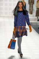 Mercedes-Benz Fashion Week NY - Tory Burch FW 2011-20