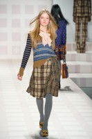 Mercedes-Benz Fashion Week NY - Tory Burch FW 2011-22