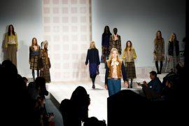 Mercedes-Benz Fashion Week New York: Tory Burch F/W 2011