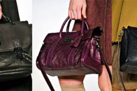Fashion Week Handbags: Mulberry Fall 2011