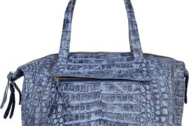 This Nancy Gonzalez bag reminds me of…
