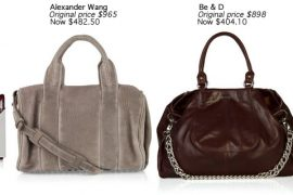 Exclusive Peek: theOutnet Bag event