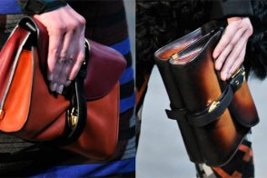 Fashion Week Handbags: Proenza Schouler Fall 2011