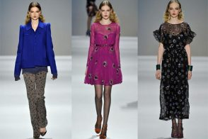 Mercedes-Benz Fashion Week New York: Rebecca Taylor Fall 2011