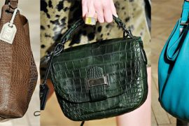 Fashion Week Handbags: Reed Krakoff Fall 2011