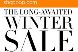 ShopBop's Winter Sale Has Arrived