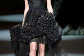 Mercedes-Benz Fashion Week New York: Christian Siriano Fall 2011