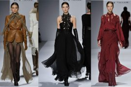 Mercedes-Benz Fashion Week New York: Elie Tahari Fall 2011