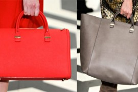 Fashion Week Handbags: Victoria Beckham Fall 2011