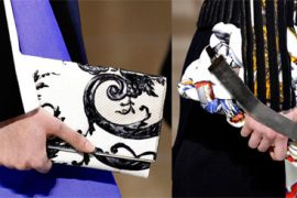 Fashion Week Handbags: Balenciaga Fall 2011