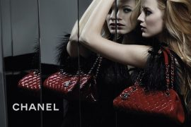 First Look: Blake Lively for Chanel
