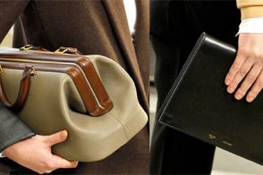 Fashion Week Handbags: Celine Fall 2011