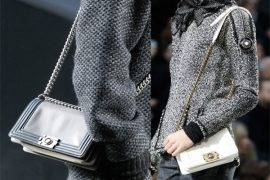 Fashion Week Handbags: Chanel Fall 2011