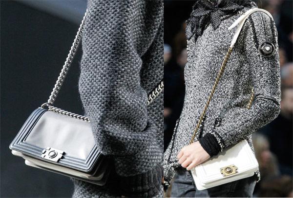 d60435900d8a Fashion Week Handbags: Chanel Fall 2011 - PurseBlog