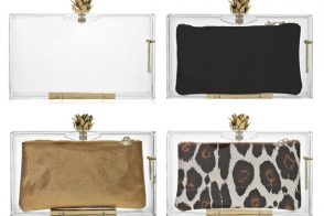 Charlotte Olympia gives you four clutch looks in one
