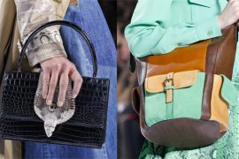 Fashion Week Handbags: Chloe Fall 2011
