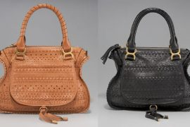 Chloe Embroiders their Marcie Satchel