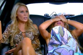 "RHOC: ""What's the code word if we need to get out of there?"""
