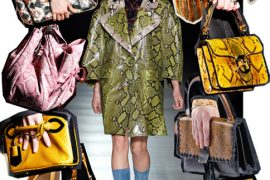 For Fall 2011, it's all about python