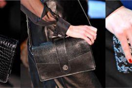 Fashion Week Handbags: Salvatore Ferragamo Fall 2011