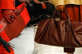 Fashion Week Handbags: Hermes Fall 2011