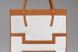 Fill in the blank: The Hunter Boots Halle Leather Tote is…
