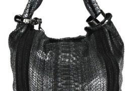 Embrace Fall 2011's trends early with Jimmy Choo python