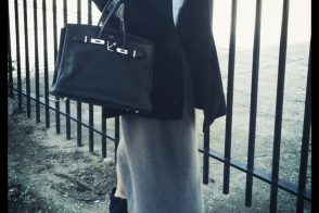 My black Hermes Birkin