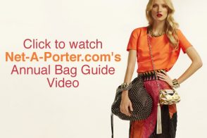 Exclusive: Net-A-Porter's Annual Bag Guide Video